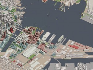 Fort Point Channel Boston - South Boston Seaport Innovation District