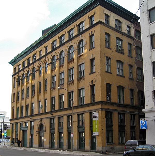 381 Congress Street Boston MA - Fort Point Channel Boston - Innovation District
