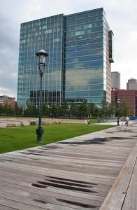 Boston Innovation District - One Marina Park Drive Boston MA