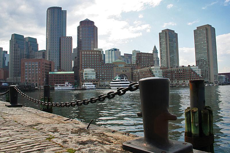 Boston Innovation District - Seaport Waterfront Boston MA