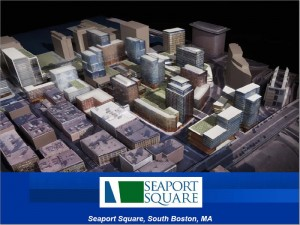 Seaport Square South Boston Massachusetts
