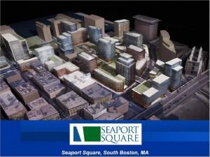 Seaport Square South Boston Massachusetts