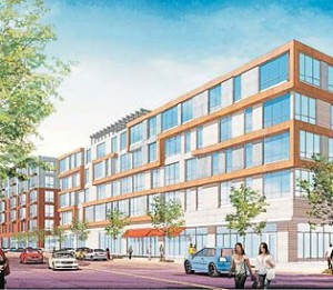 Cresset Development Boston 411 D St. in South Boston