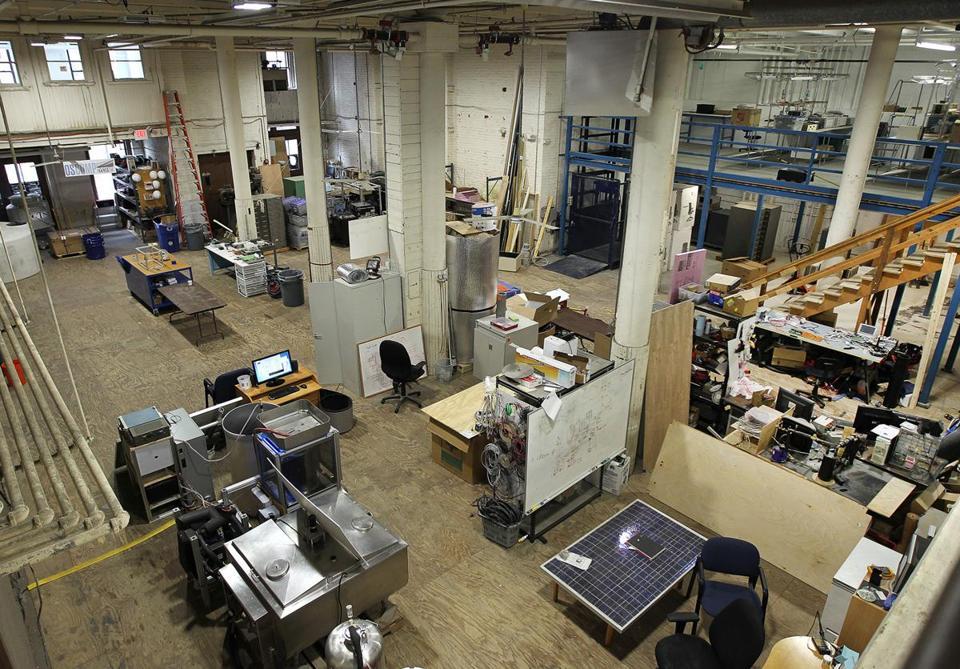 South Boston Innovation District - Photo:  Pat Greenhouse/Globe Staff