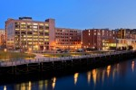 Seaport District Boston Massachusetts